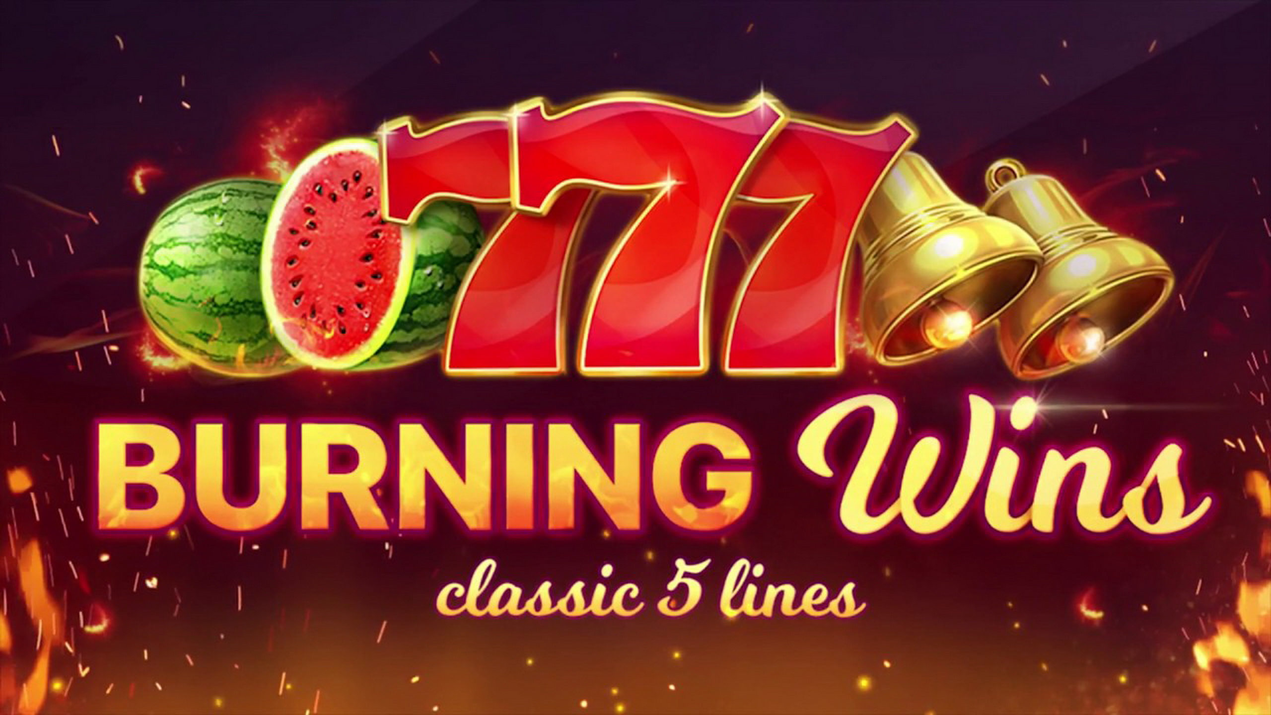 The Super Burning Wins: classic 5 lines Online Slot Demo Game by Playson