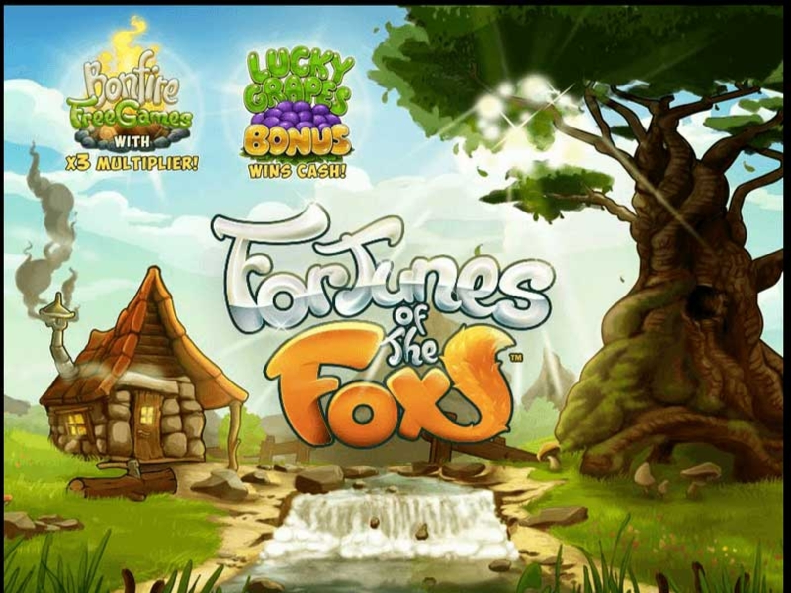 The Fortunes Of The Fox Online Slot Demo Game by Playtech