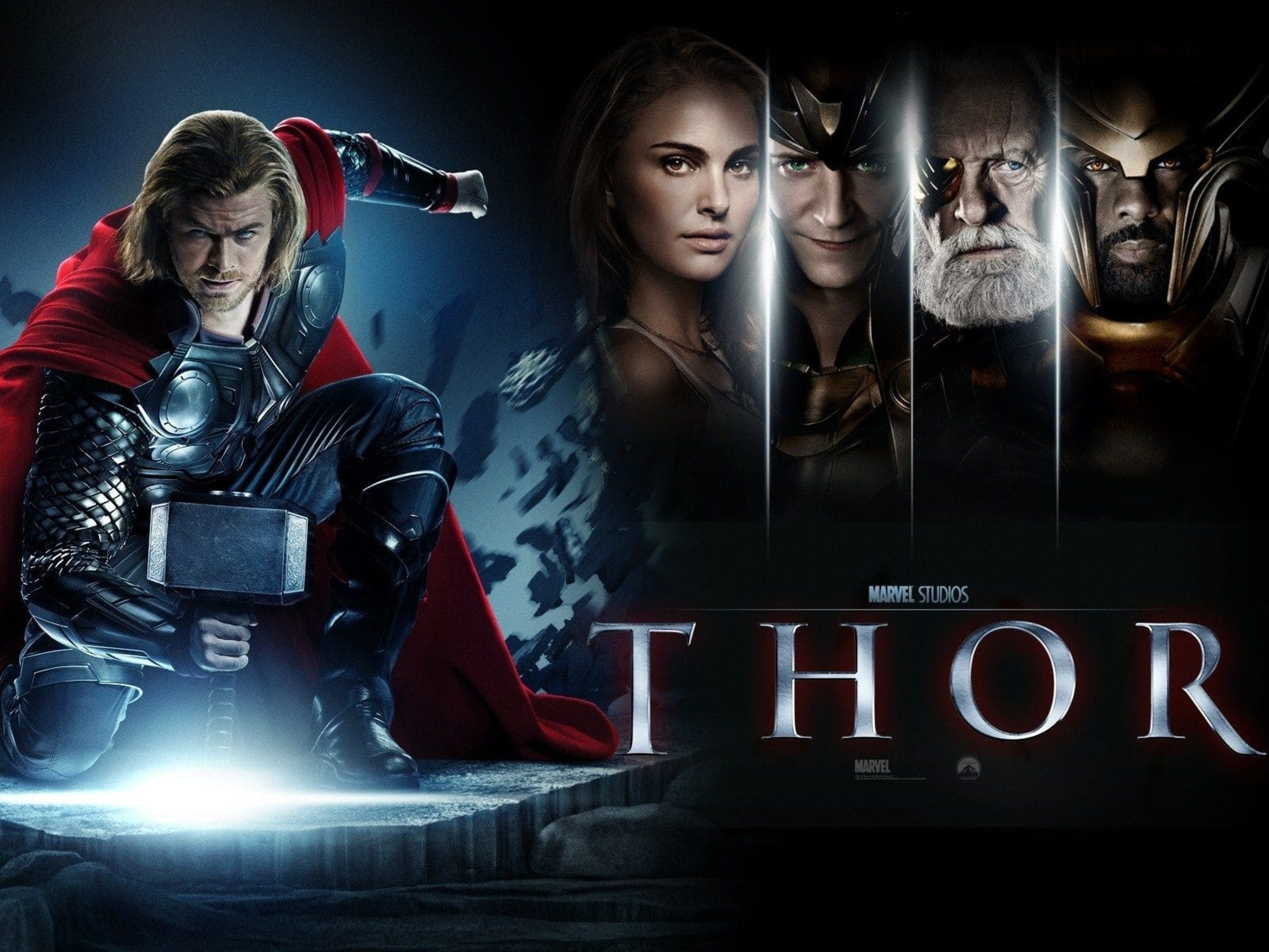 The Thor The Mighty Avenger Online Slot Demo Game by Playtech