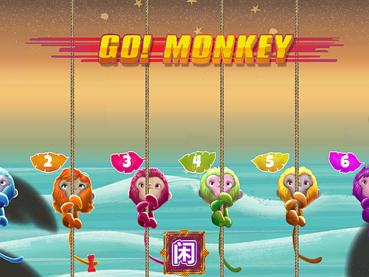 The Go! Monkey Online Slot Demo Game by Pragmatic Play