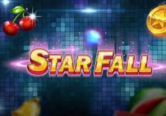 The Star Fall Online Slot Demo Game by Push Gaming