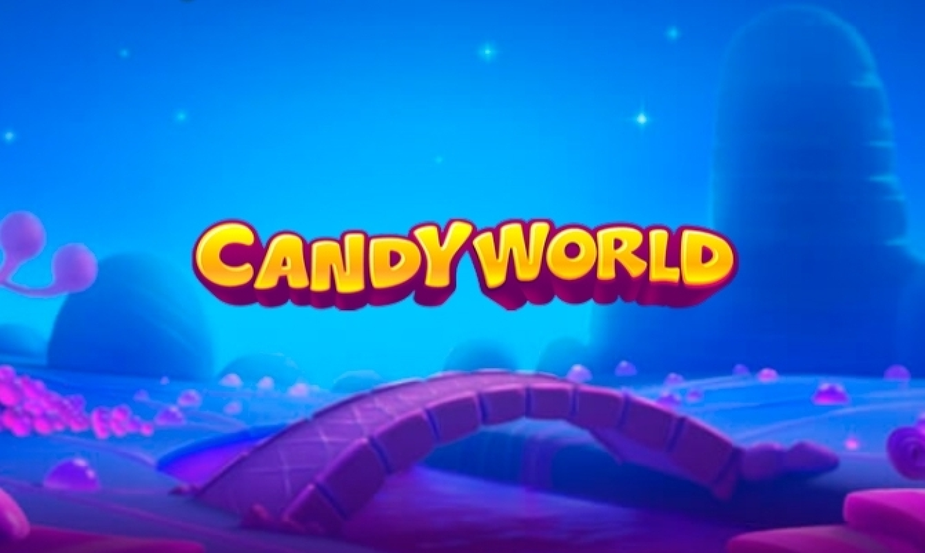 The Candy World Online Slot Demo Game by Rakki