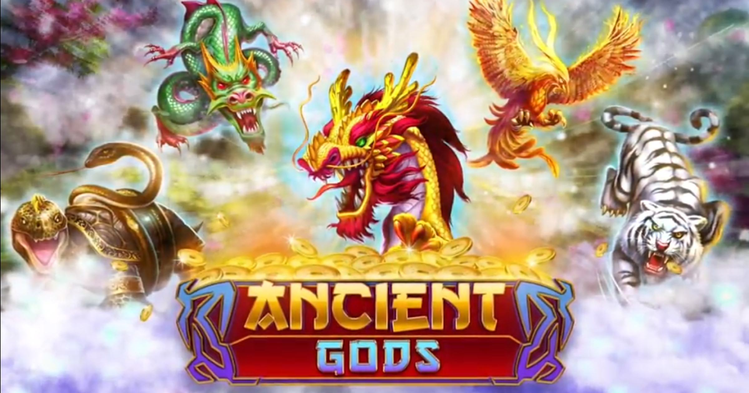 The Ancient Gods Online Slot Demo Game by Real Time Gaming
