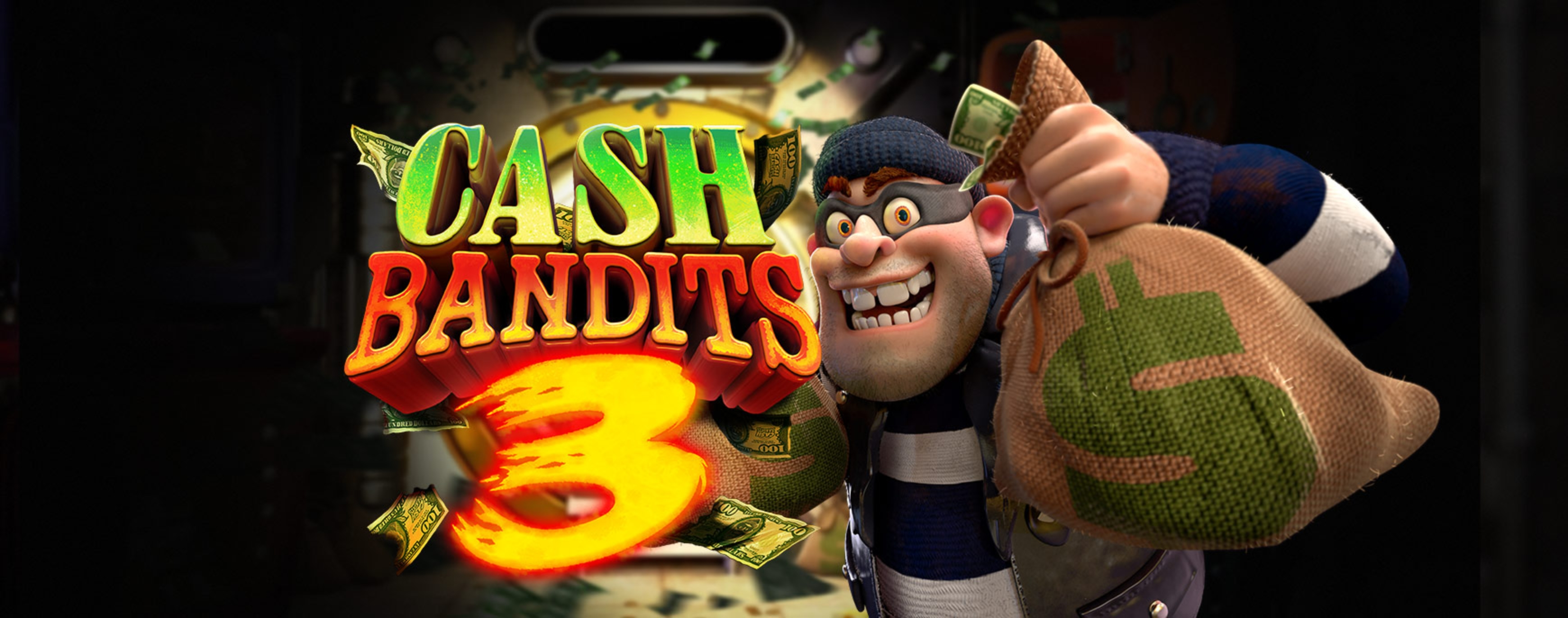 The Cash Bandits 3 Online Slot Demo Game by Real Time Gaming
