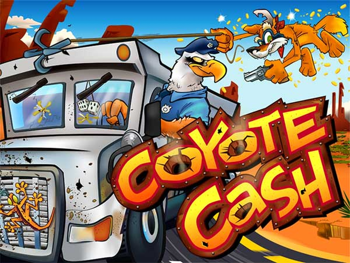 The Coyote Cash Online Slot Demo Game by Real Time Gaming
