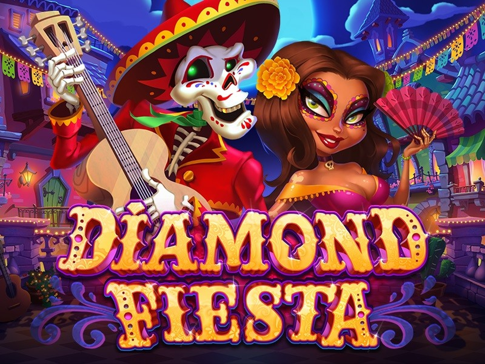 The Diamond Fiesta Online Slot Demo Game by Real Time Gaming