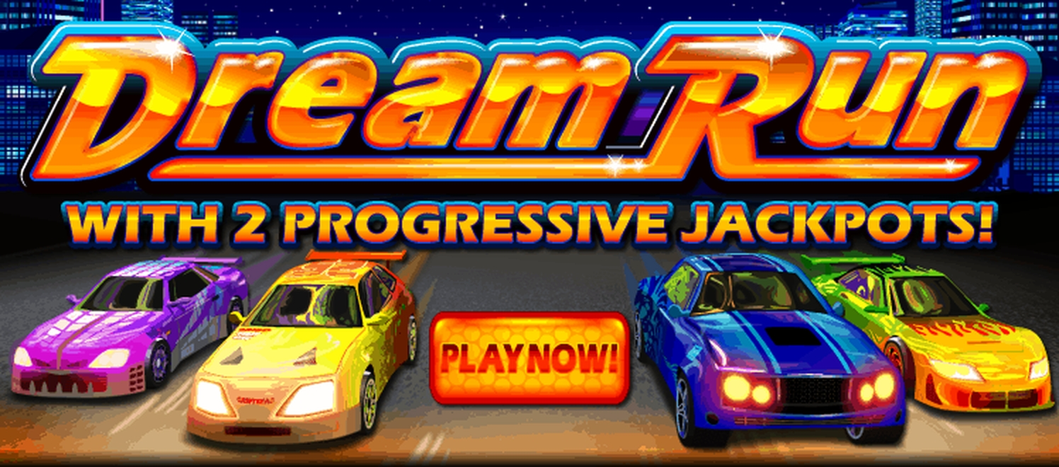 The Dream Run Online Slot Demo Game by Real Time Gaming