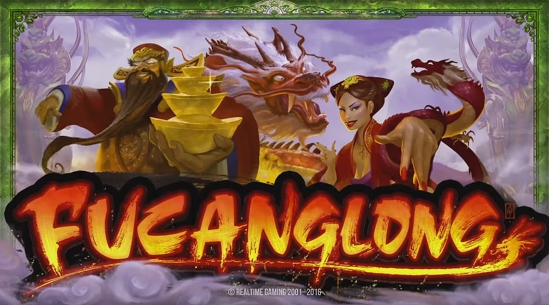 The Fucanglong Online Slot Demo Game by Real Time Gaming