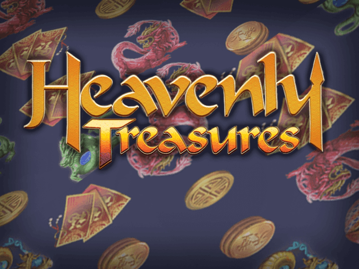 The Heavenly Treasures Online Slot Demo Game by Real Time Gaming