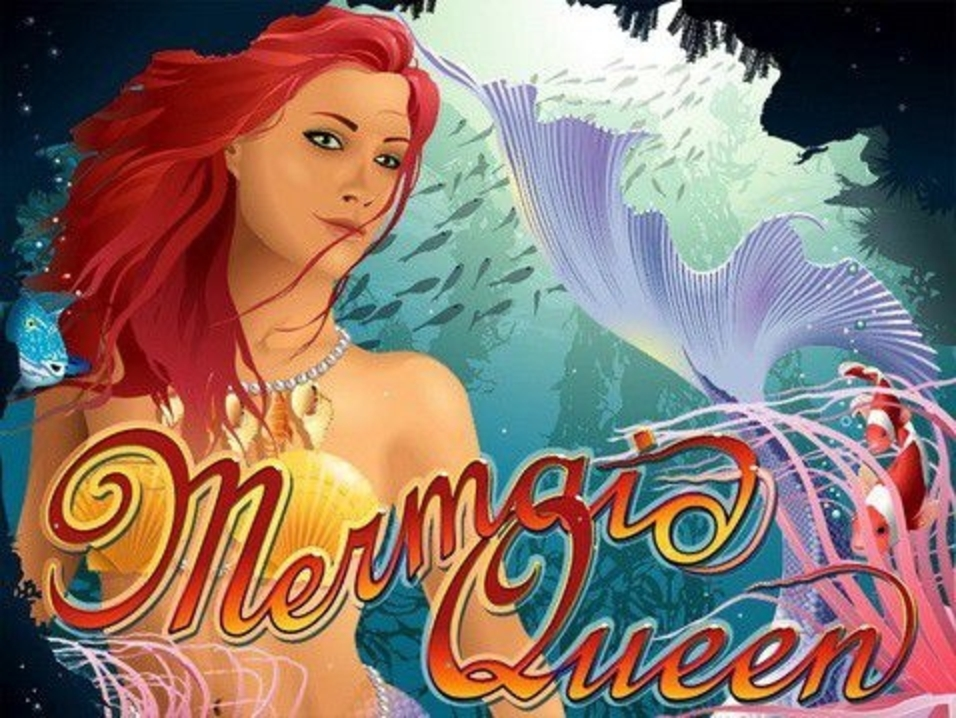 The Mermaid Queen (RTG) Online Slot Demo Game by RTG