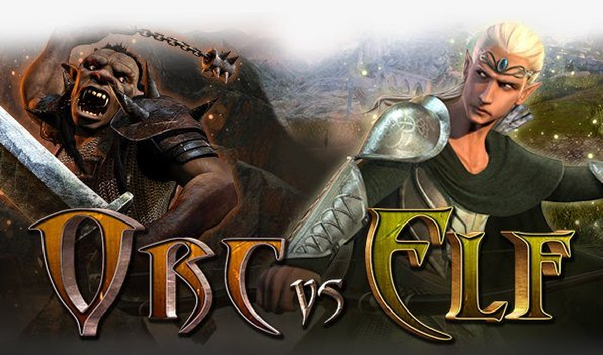 The Orc vs Elf Online Slot Demo Game by Real Time Gaming