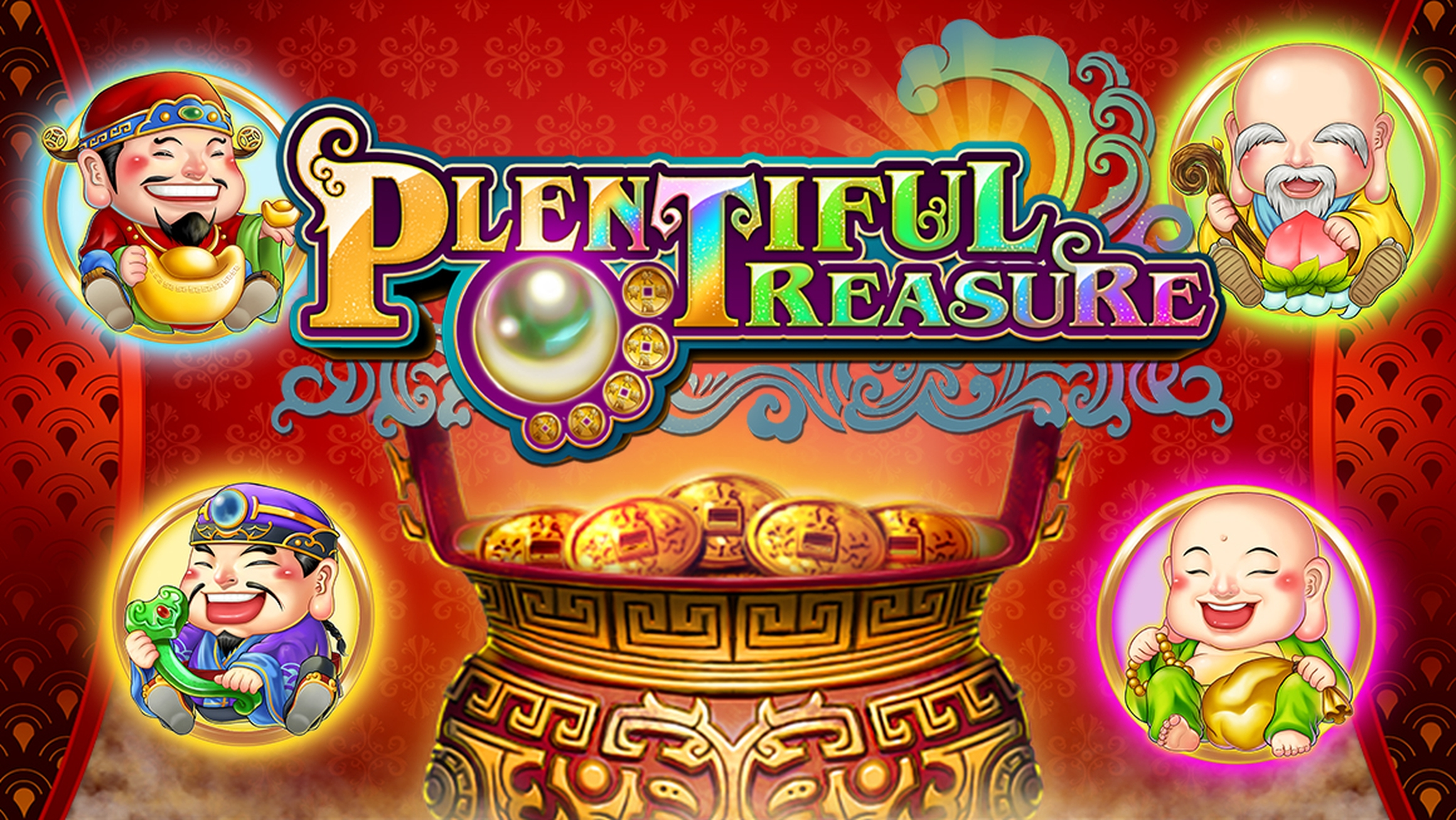 The Plentiful Treasure Online Slot Demo Game by Real Time Gaming