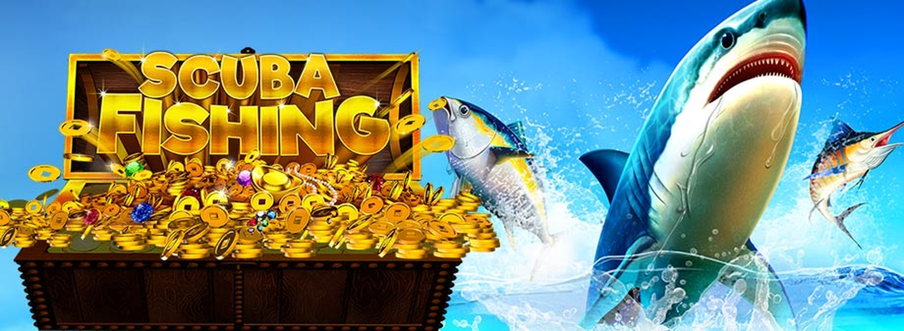The Scuba Fishing Online Slot Demo Game by Real Time Gaming