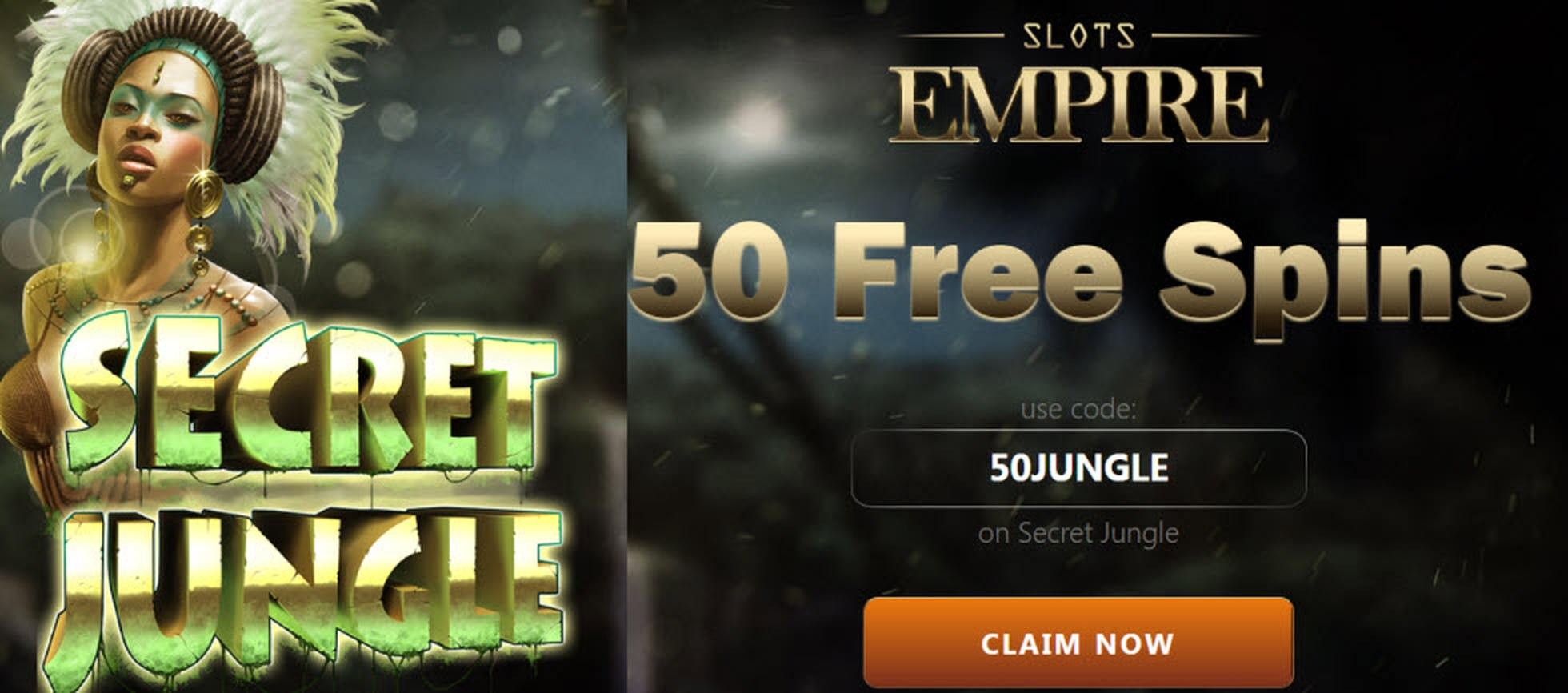 The Secret Jungle Online Slot Demo Game by Real Time Gaming