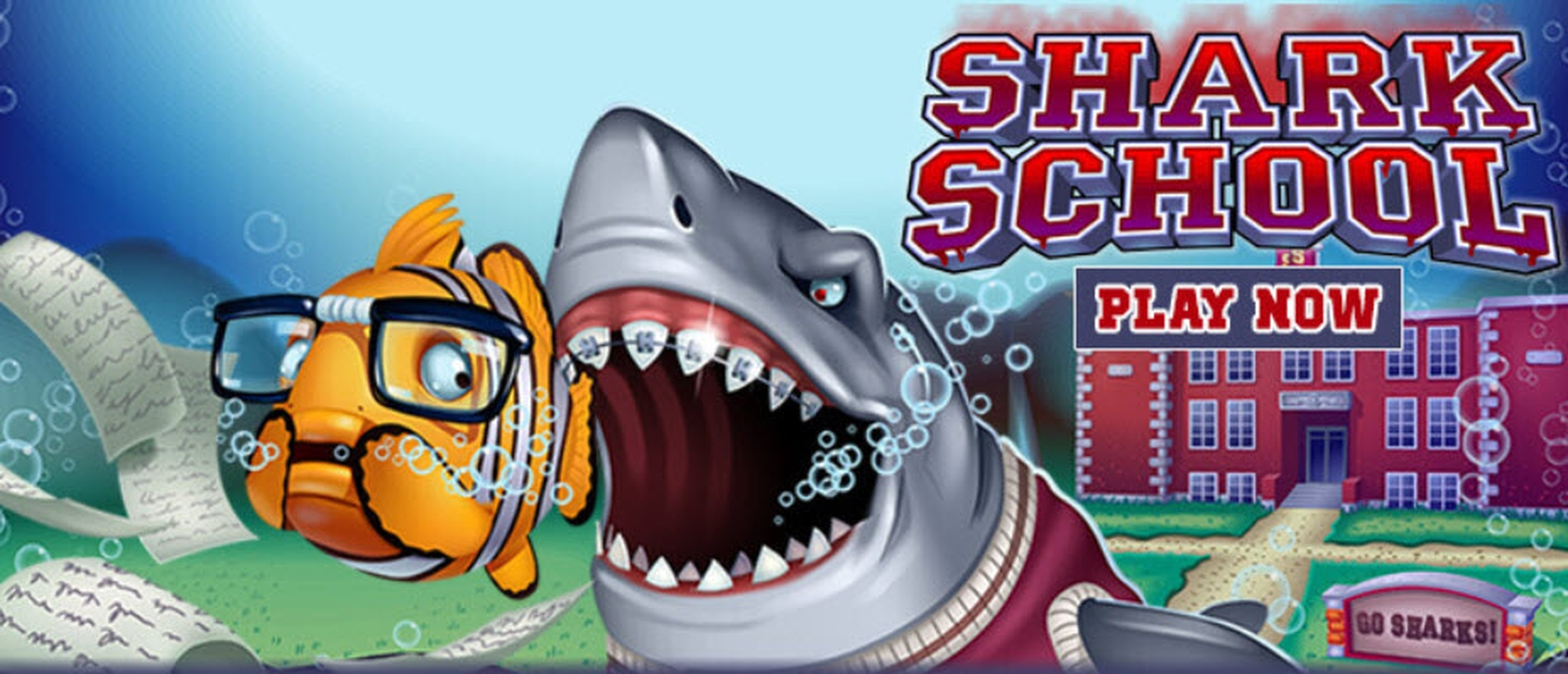 The Shark School Online Slot Demo Game by Real Time Gaming