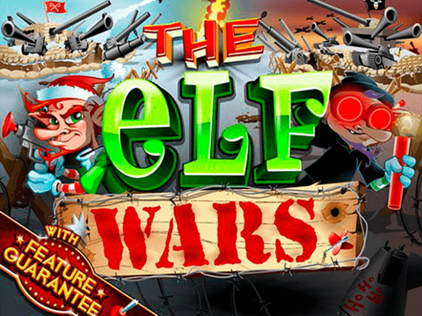 The The Elf Wars Online Slot Demo Game by Real Time Gaming