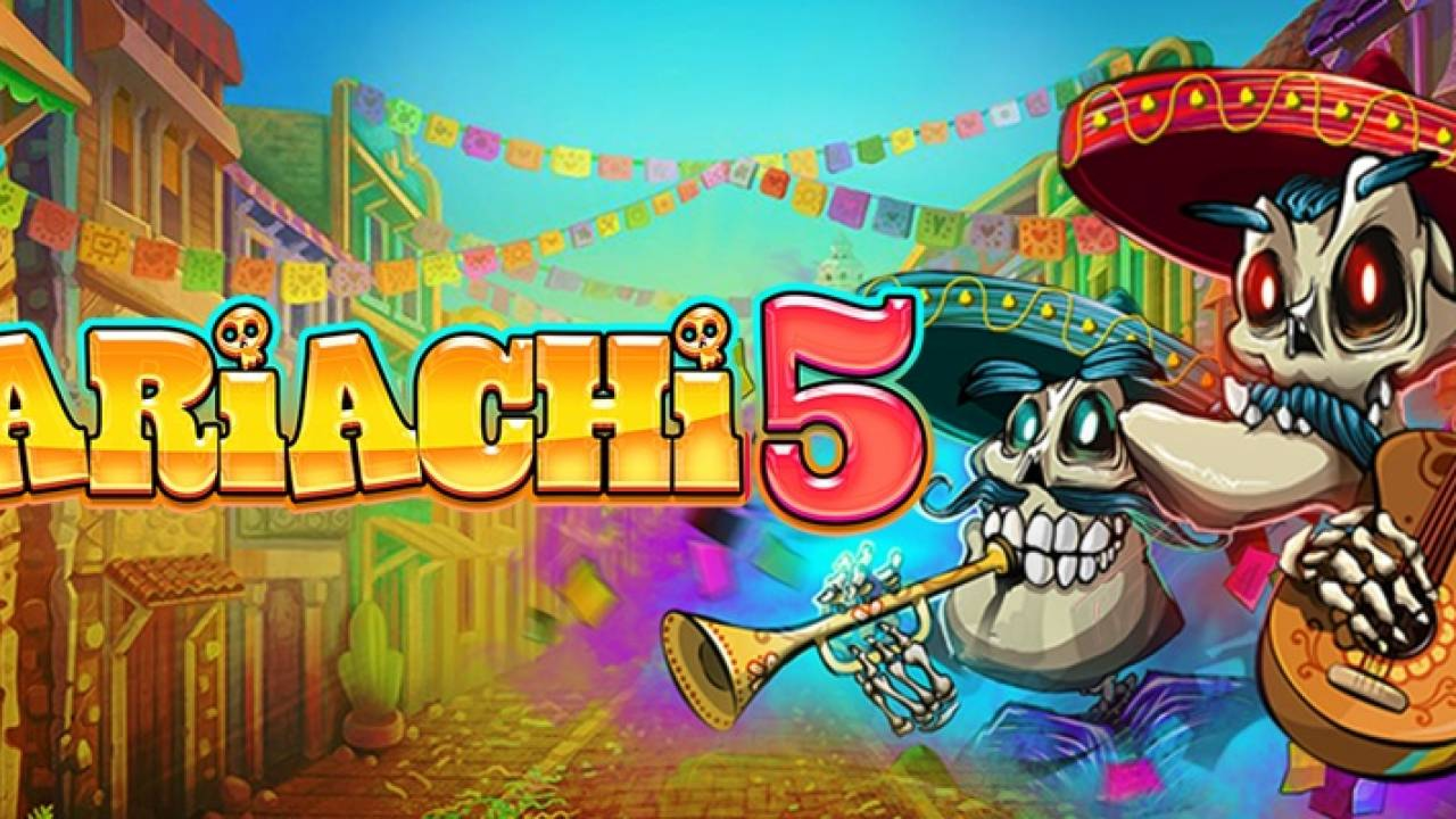 The The Mariachi 5 Online Slot Demo Game by Real Time Gaming