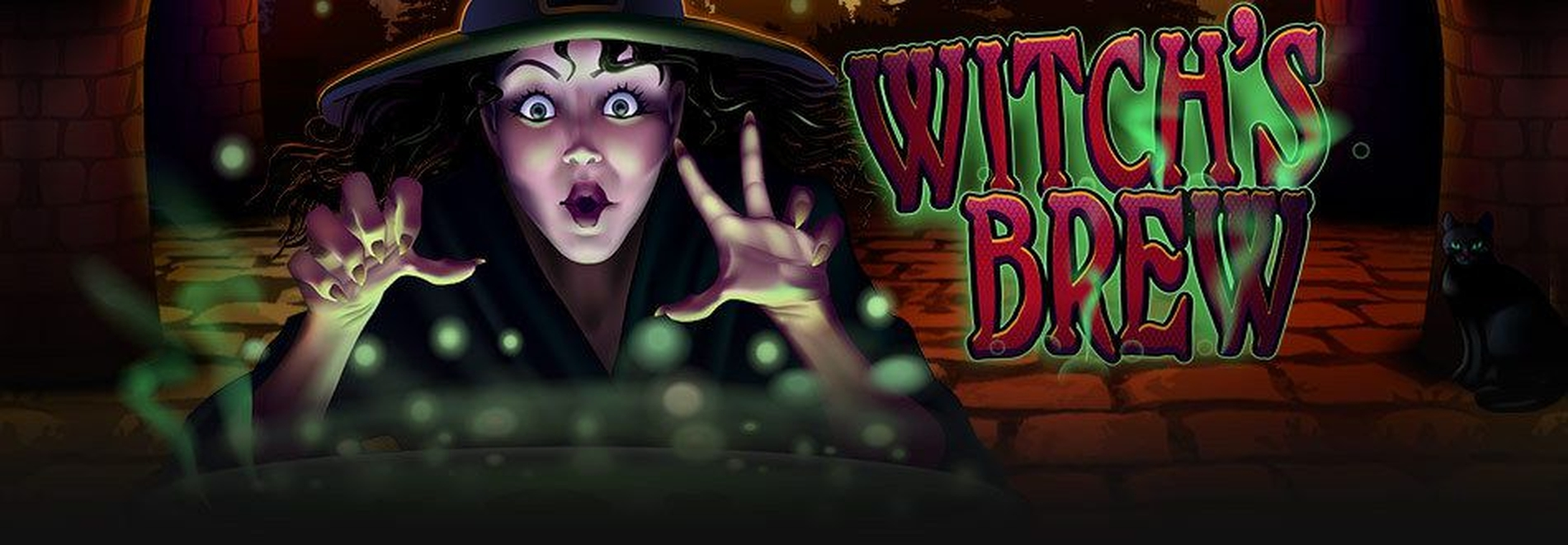 The Witchs Brew (RTG) Online Slot Demo Game by Real Time Gaming