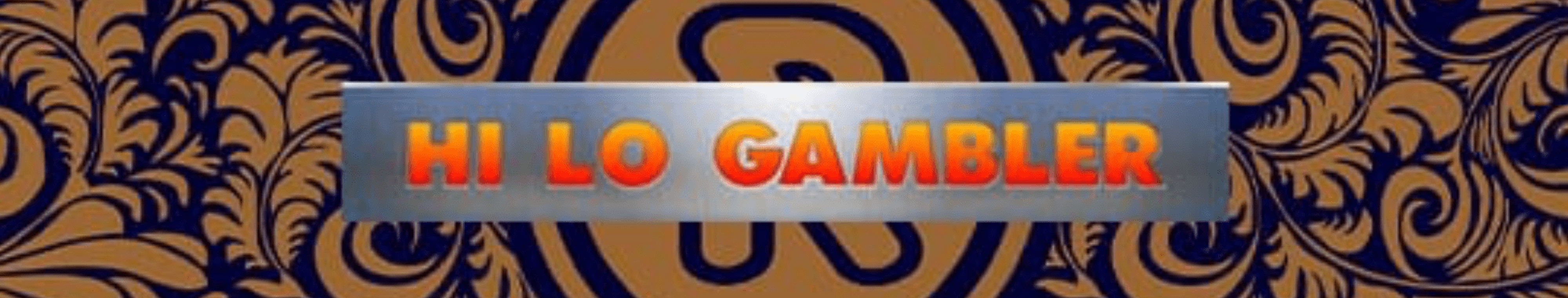 The Hi Lo Gambler Online Slot Demo Game by Realistic Games