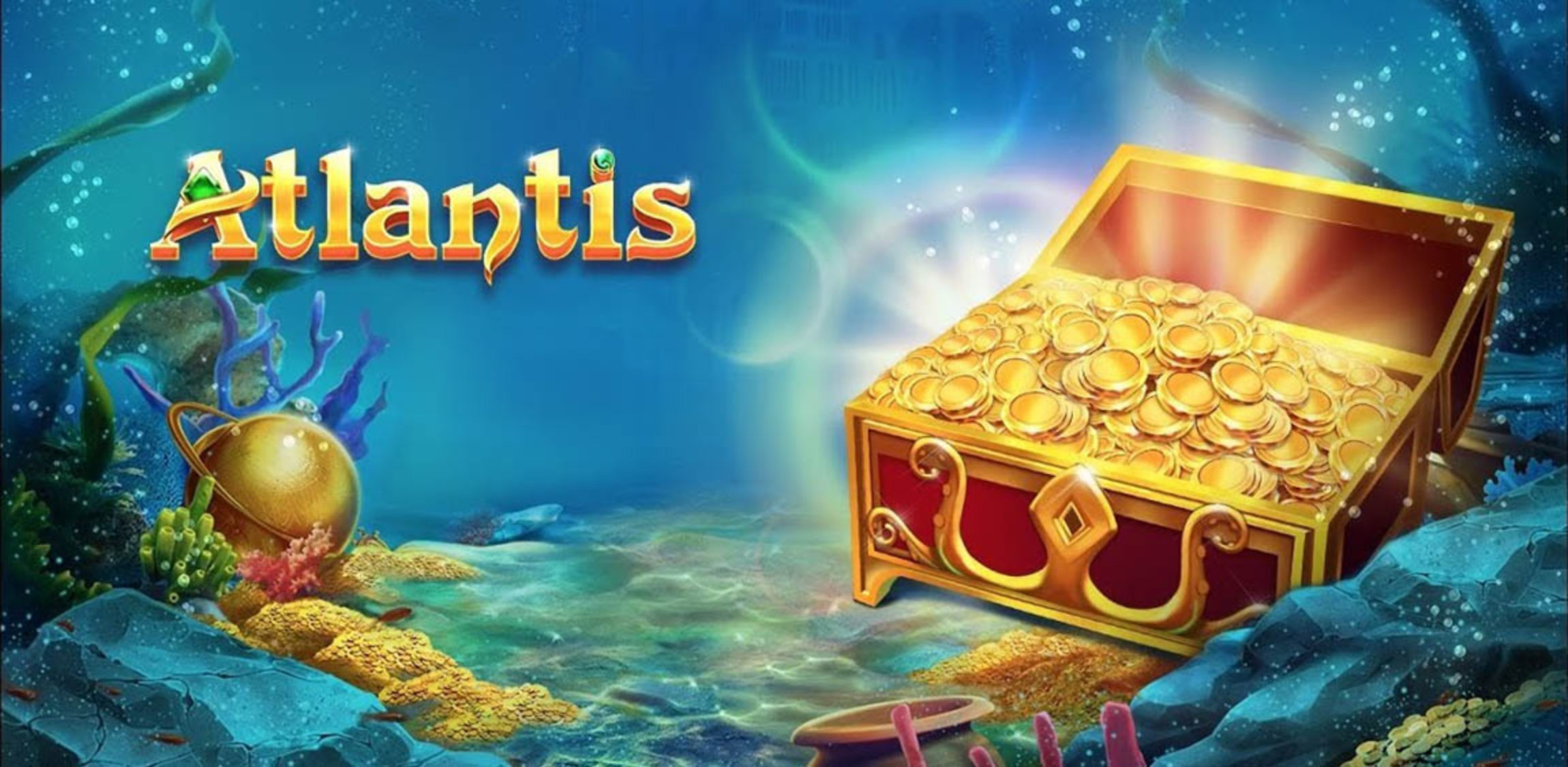 The Atlantis (Red Tiger) Online Slot Demo Game by Red Tiger