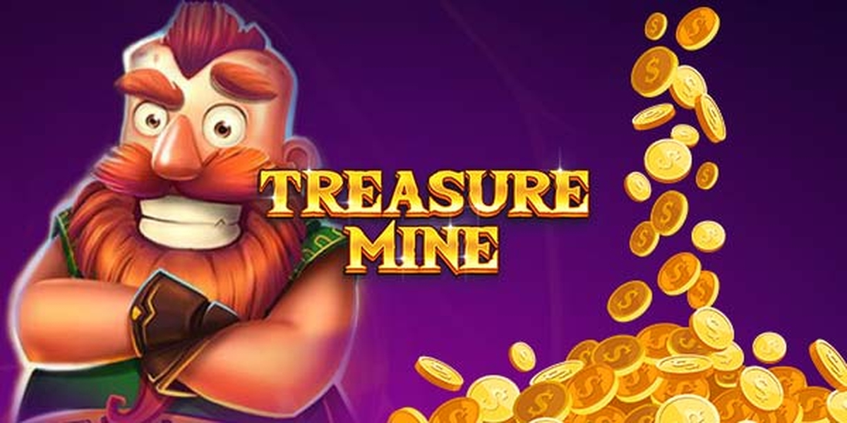 The Treasure Mine Online Slot Demo Game by Red Tiger