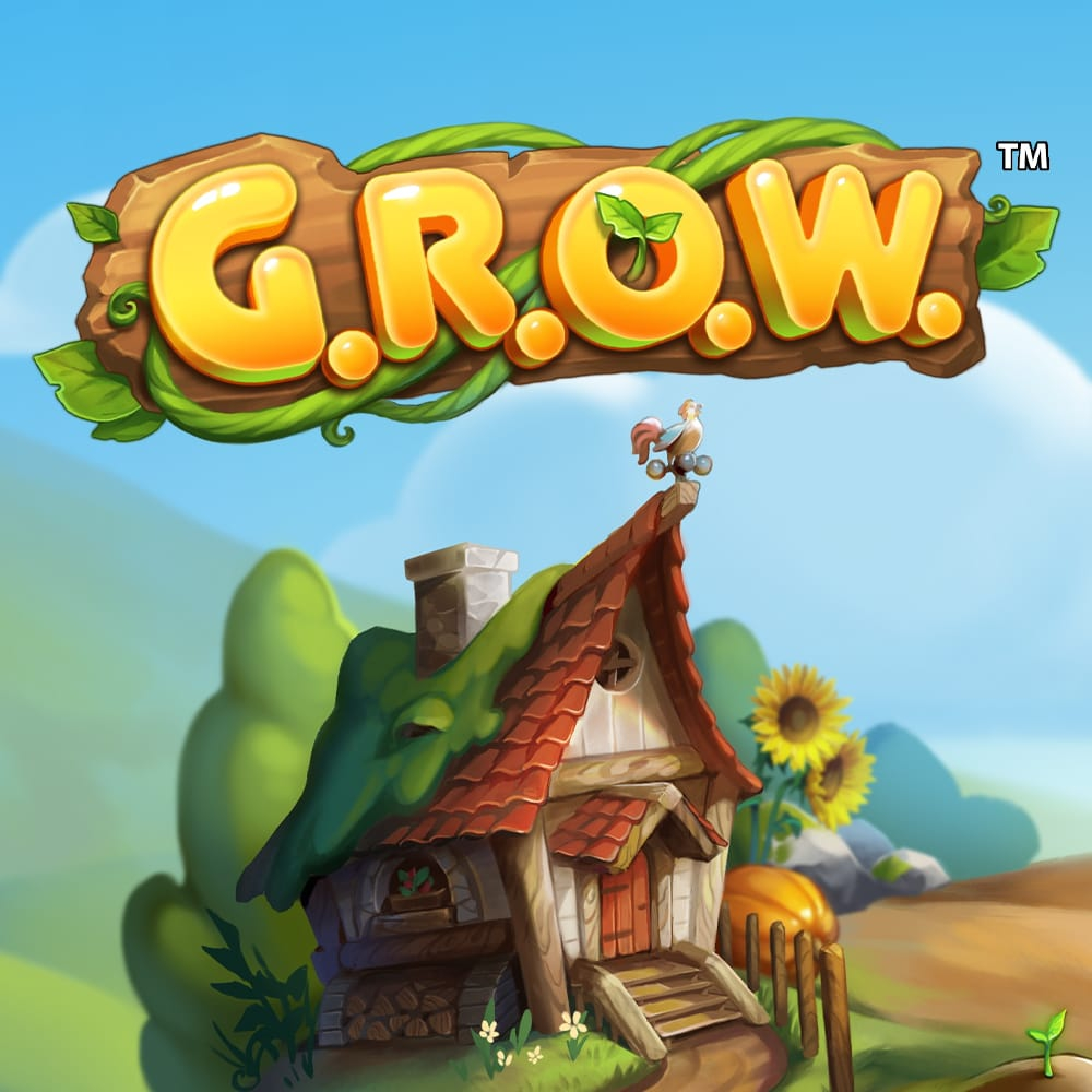 The Grow Online Slot Demo Game by Red7