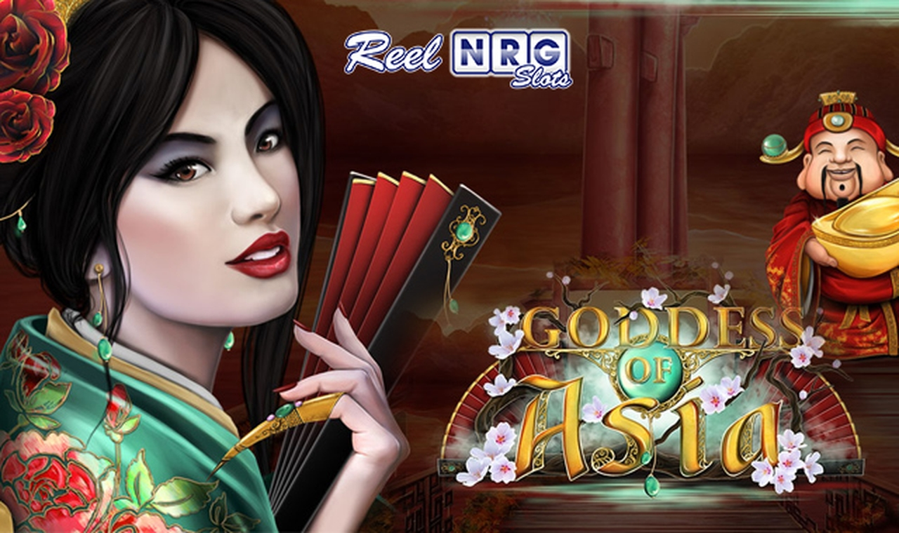 Reels in Goddess of Asia Slot Game by ReelNRG Gaming