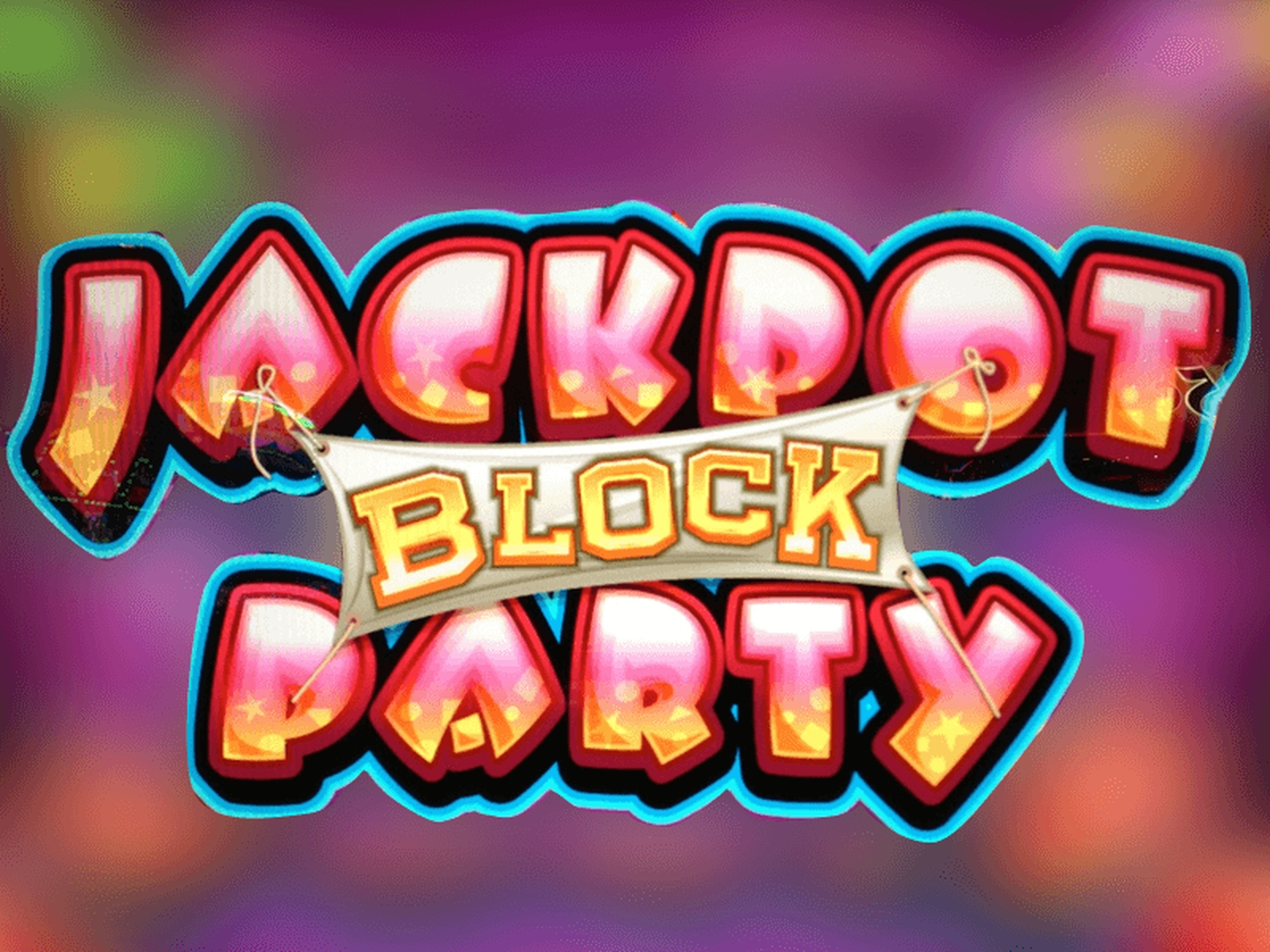The Jackpot Block Party Online Slot Demo Game by WMS