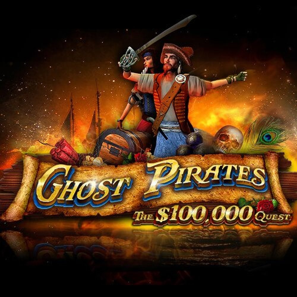 The Ghost Pirates The 100,000 Quest Online Slot Demo Game by SkillOnNet