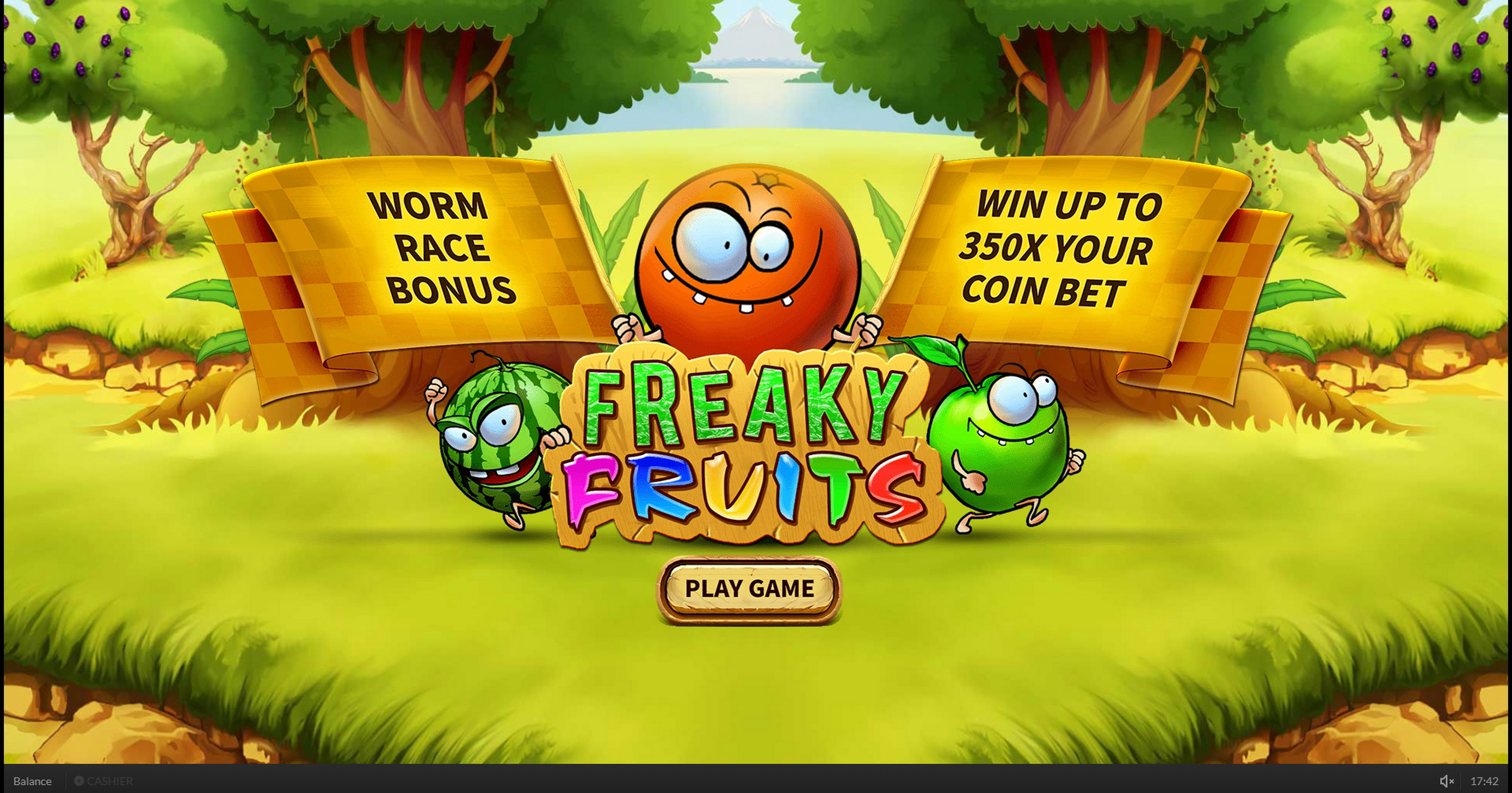 Win Money in Freaky Fruits Free Slot Game by Skywind