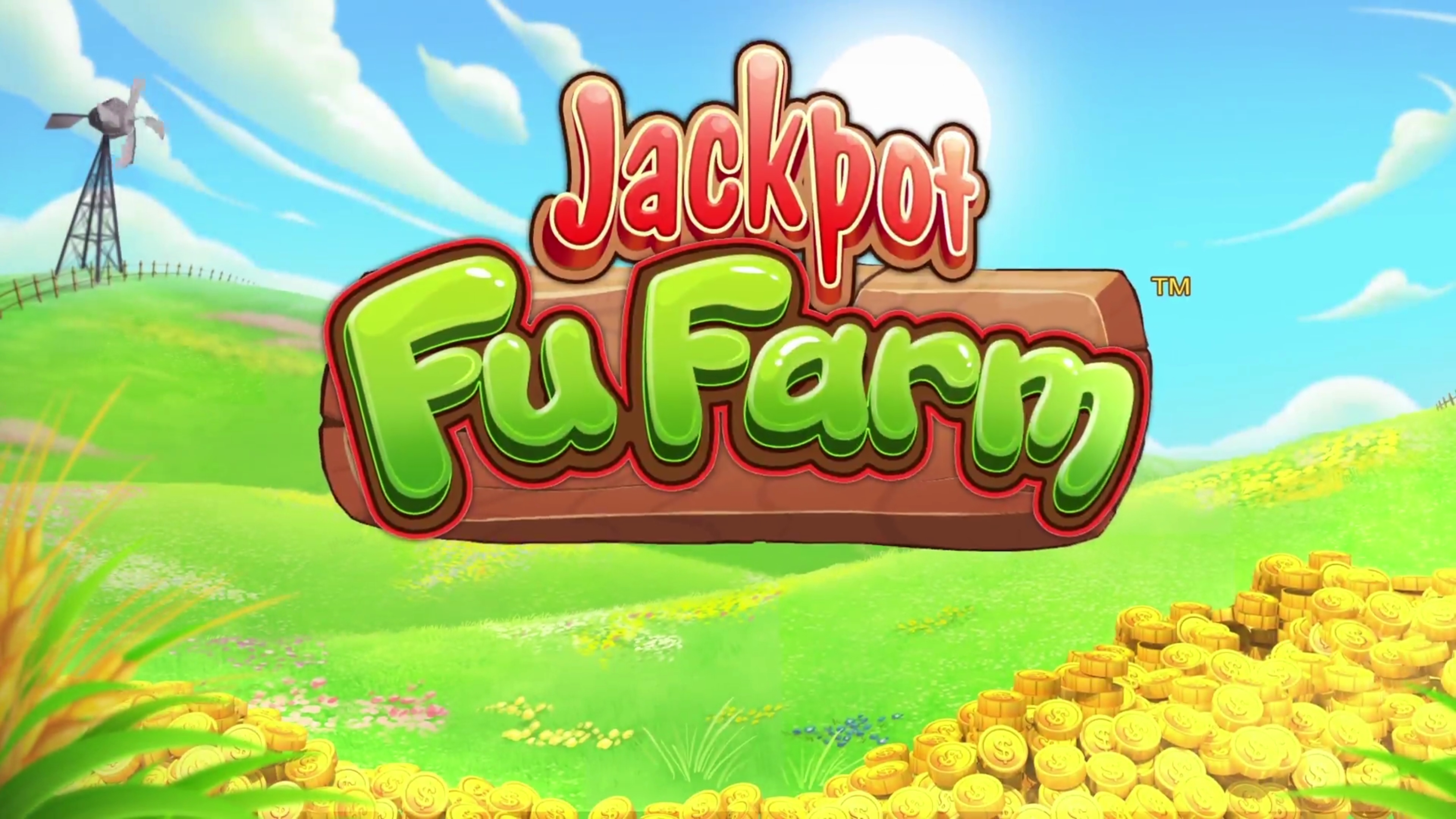 Win Money in Fu Farm Jackpot Free Slot Game by Skywind Group