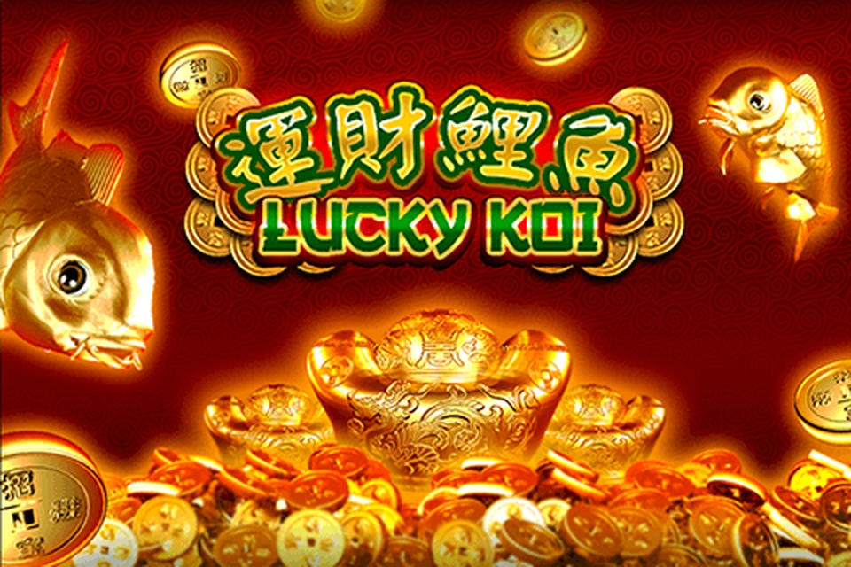 The Lucky Koi (Spadegaming) Online Slot Demo Game by Spade Gaming