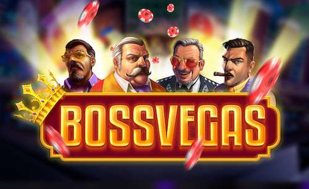 The Boss Vegas Online Slot Demo Game by Spinmatic