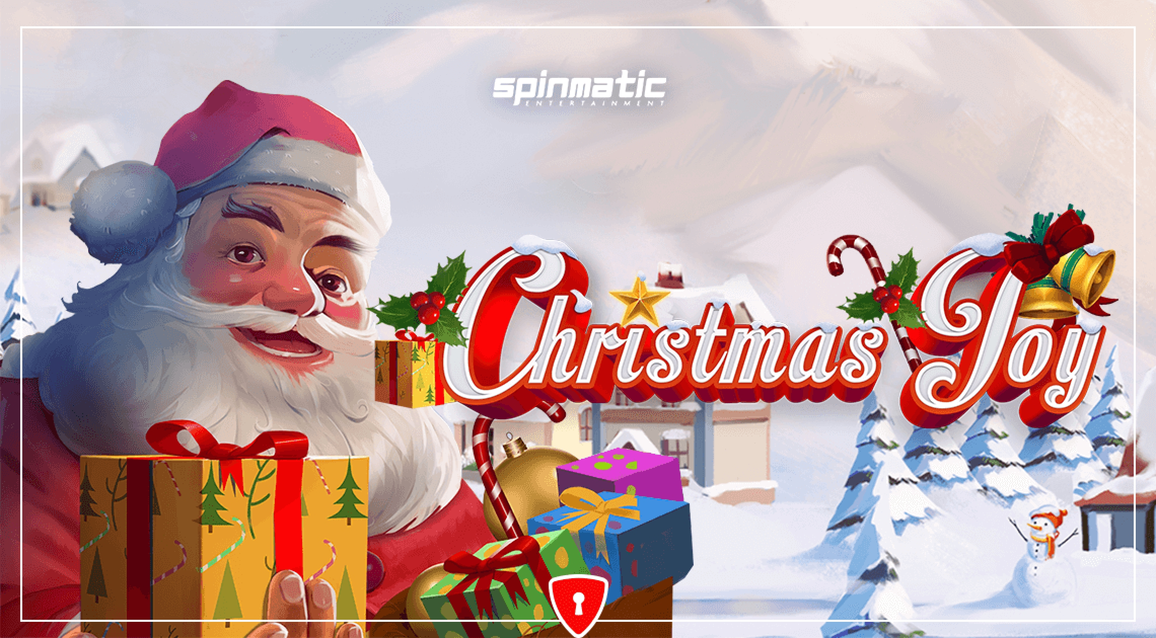 The Christmas Joy (Spinmatic) Online Slot Demo Game by Spinmatic