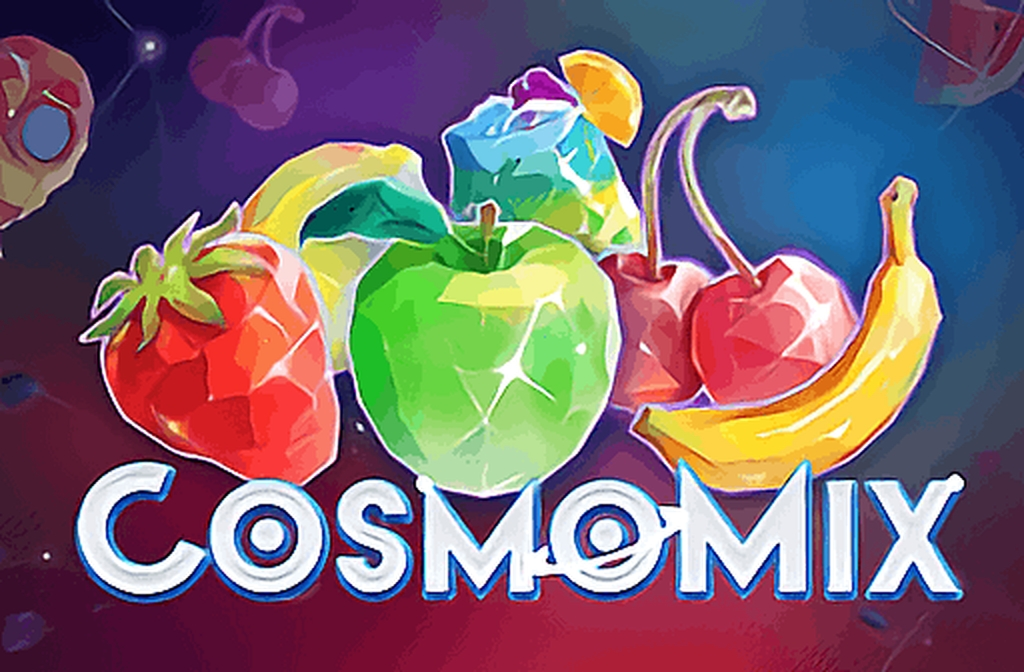 The CosmoMix Online Slot Demo Game by Spinmatic