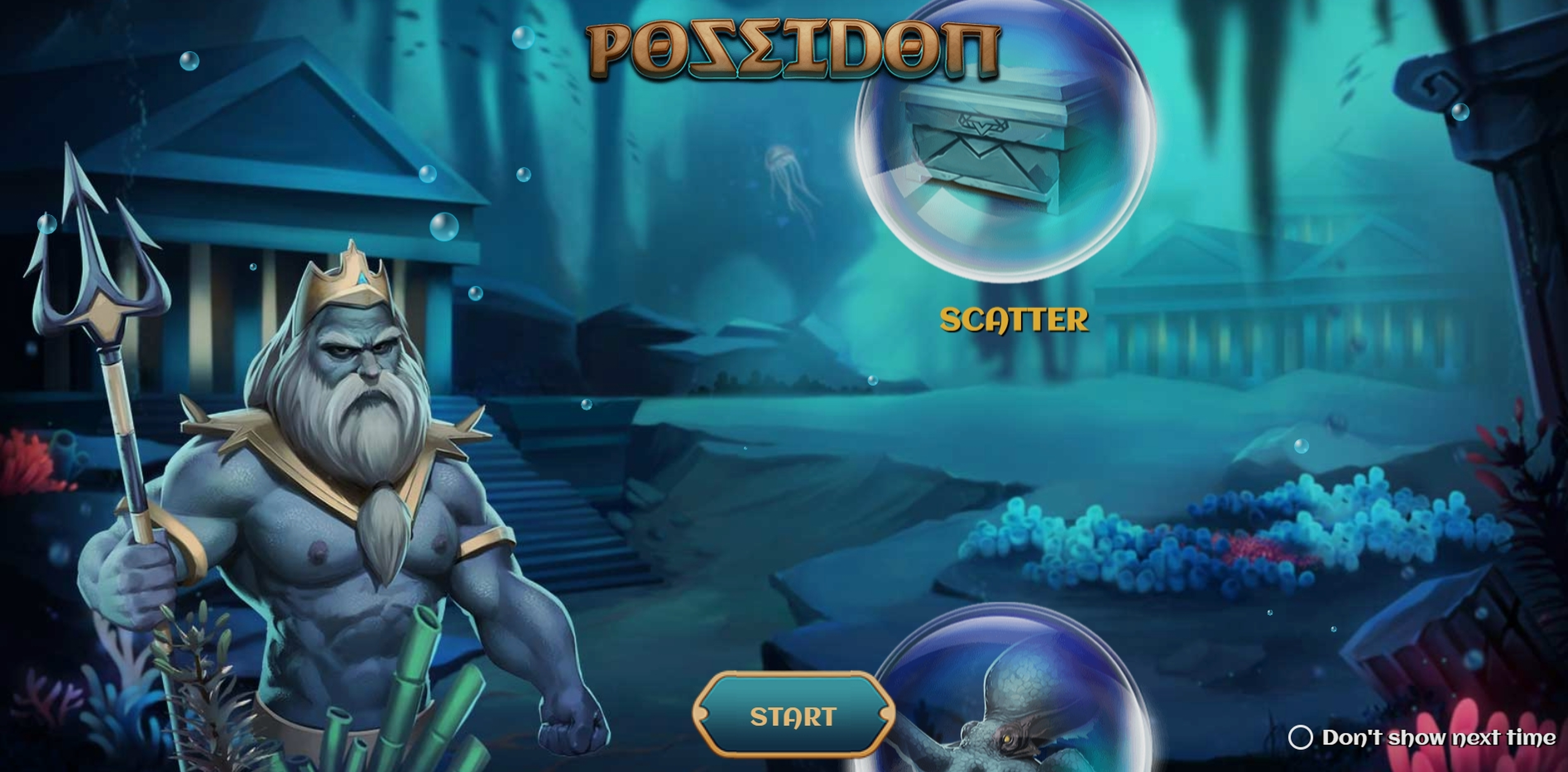 Play Poseidon (Spinmatic) Free Casino Slot Game by Spinmatic