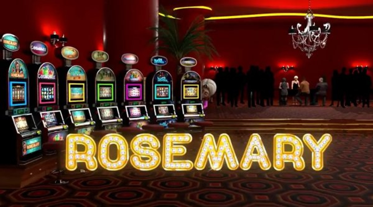 The Rosemary Online Slot Demo Game by Spinmatic