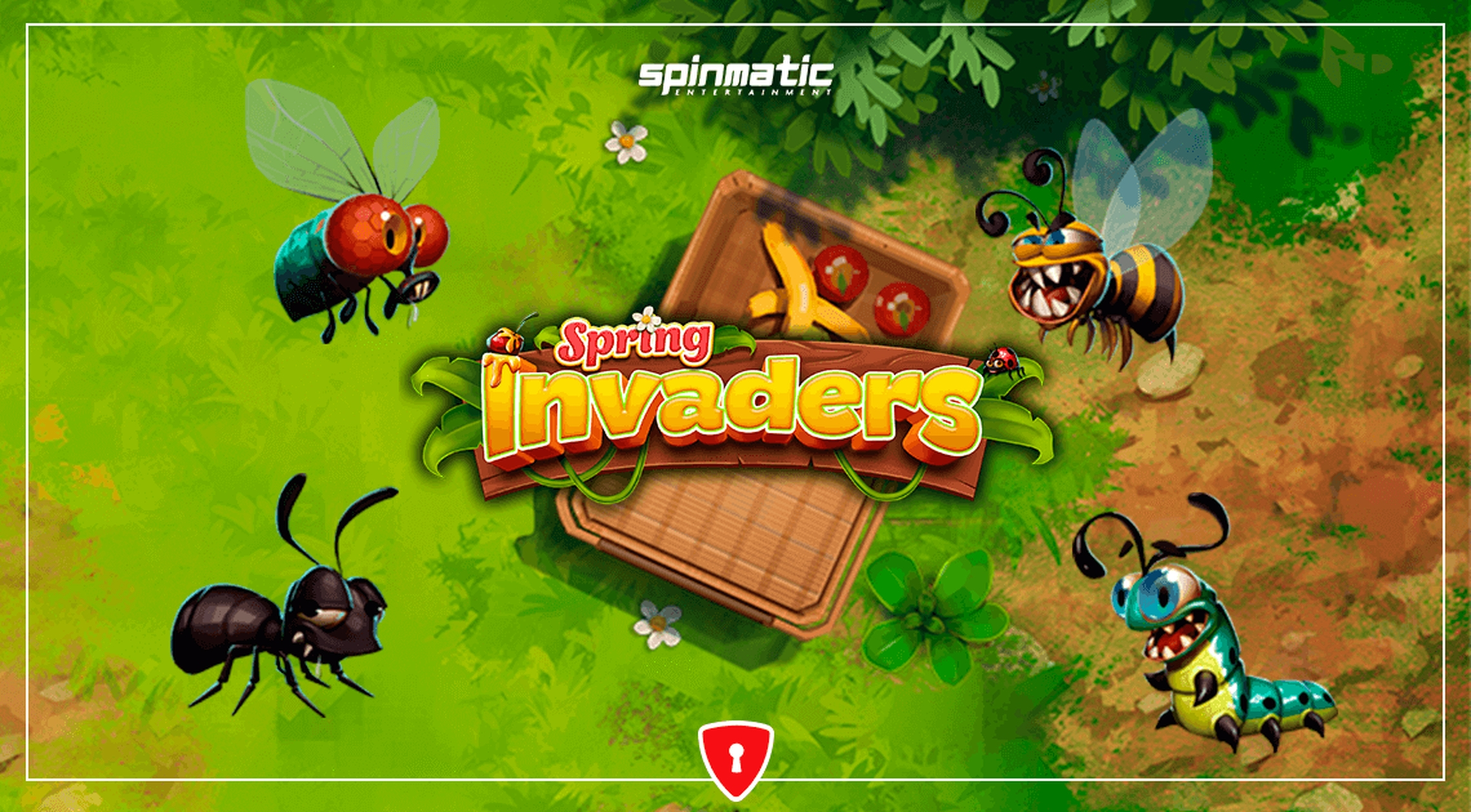 The Spring Invaders Online Slot Demo Game by Spinmatic