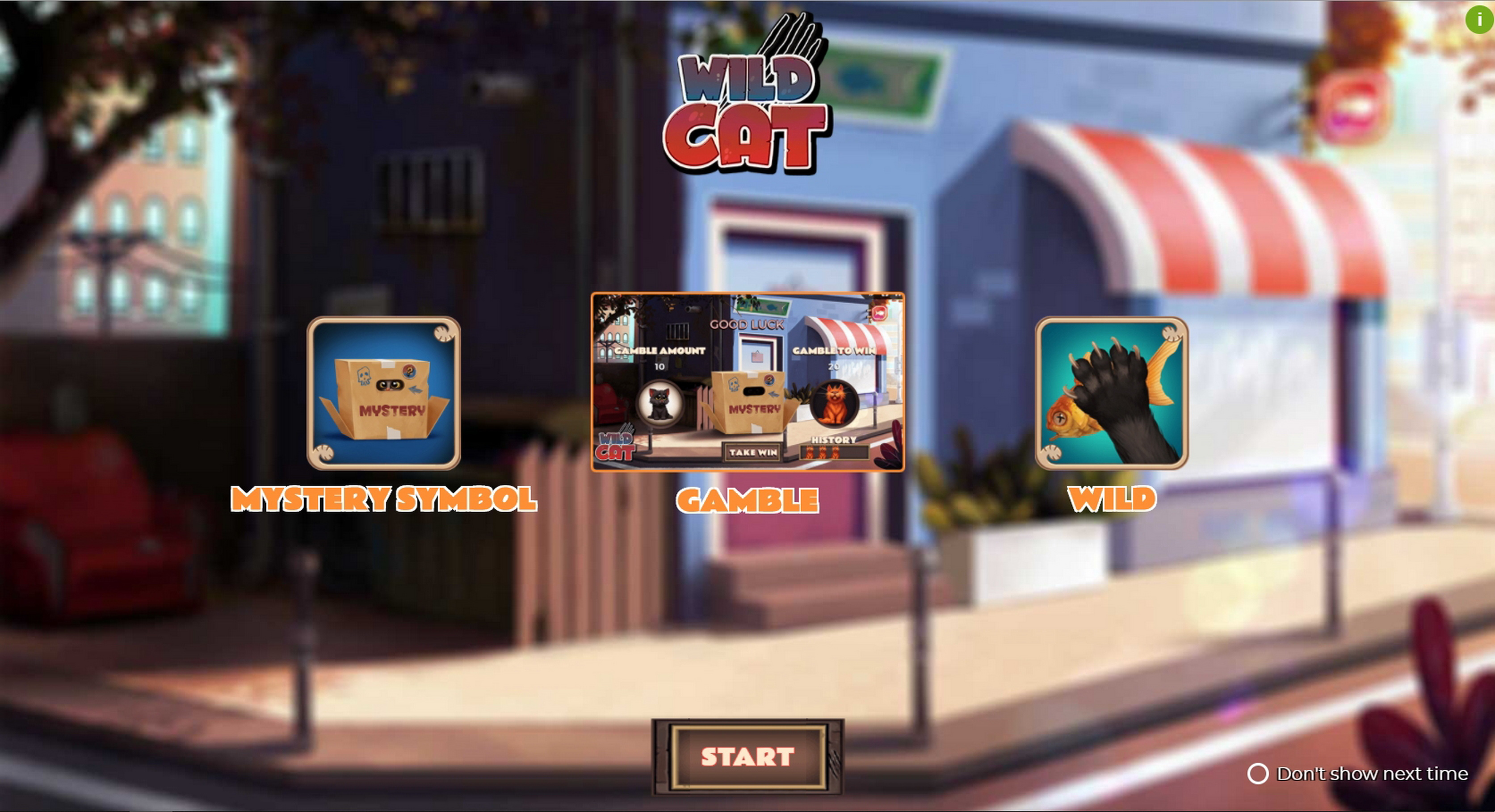 Play Wild Cat Free Casino Slot Game by Spinmatic