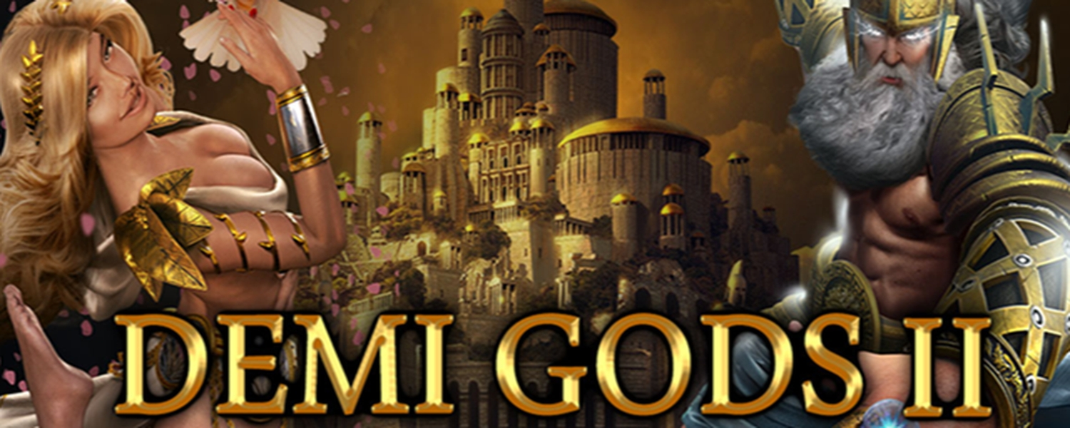 The Demi Gods Online Slot Demo Game by Spinomenal