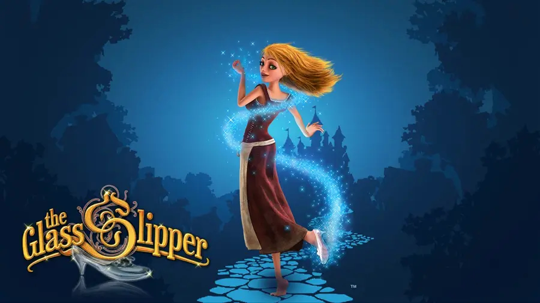 Info of The Glass Slipper Slot Game by SUNFOX Games