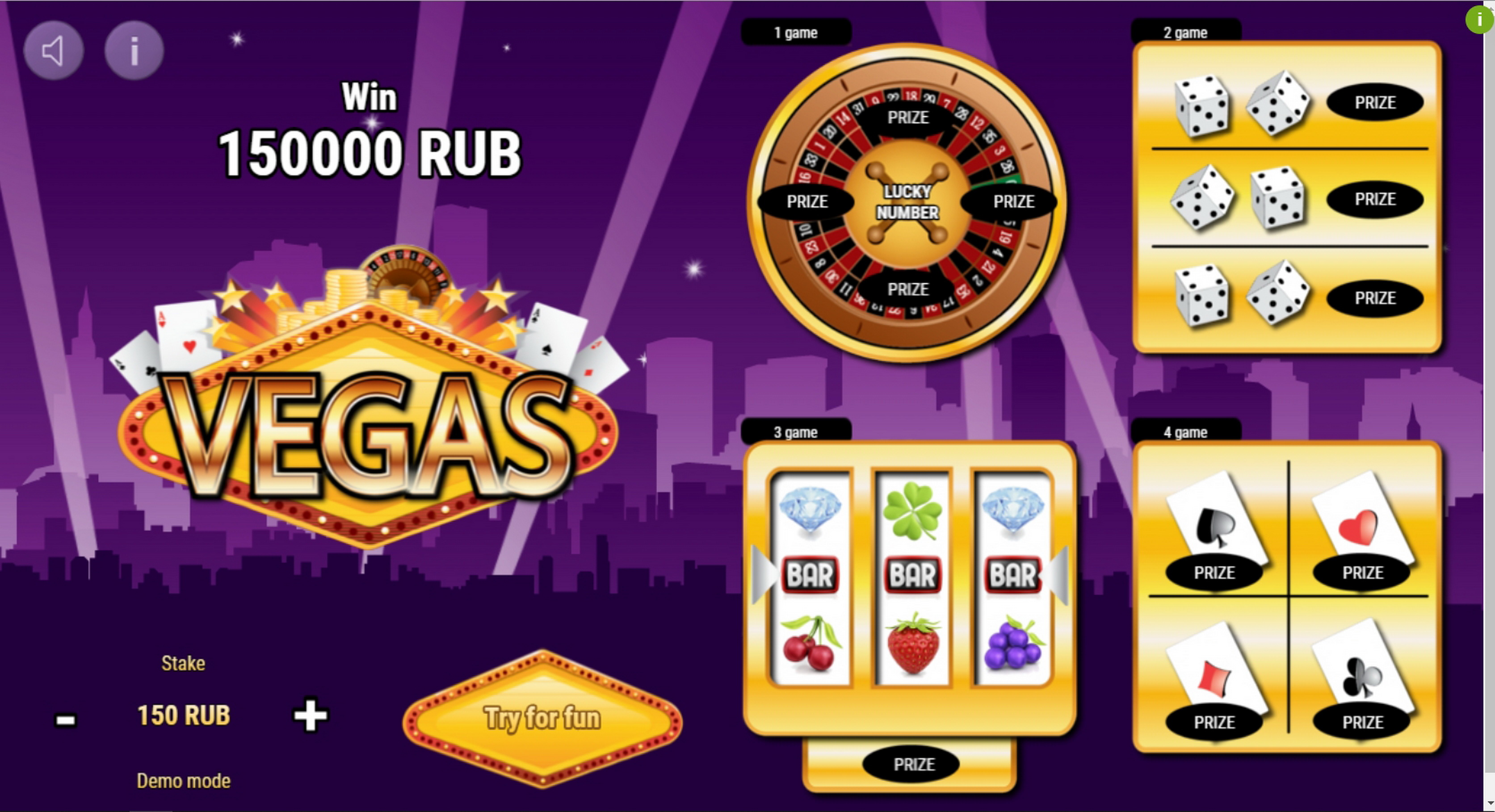 Play Vegas Free Casino Slot Game by SuperlottoTV