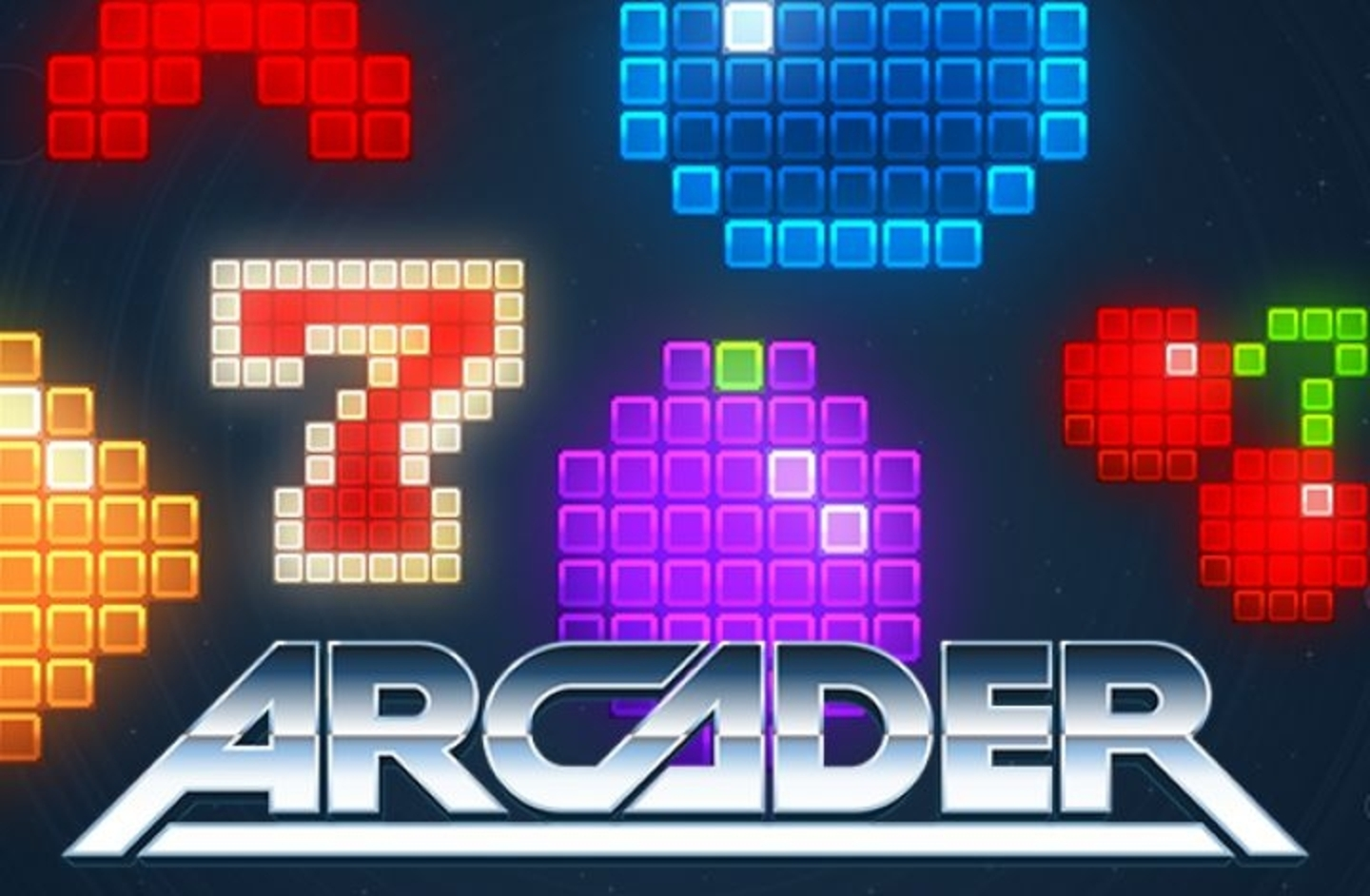 The Arcader Online Slot Demo Game by Thunderkick
