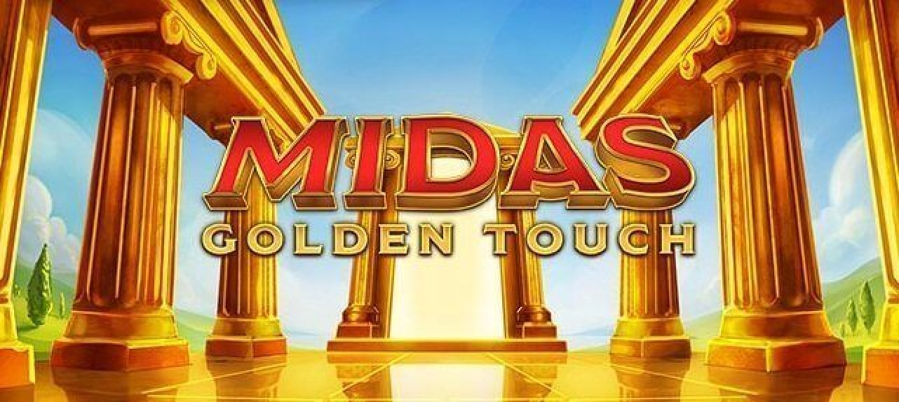 The Midas Golden Touch Online Slot Demo Game by Thunderkick