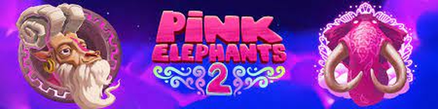 The Pink Elephants 2 Online Slot Demo Game by Thunderkick
