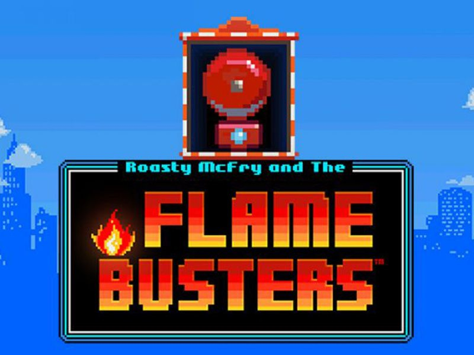 The Roasty McFry and the Flame Busters Online Slot Demo Game by Thunderkick