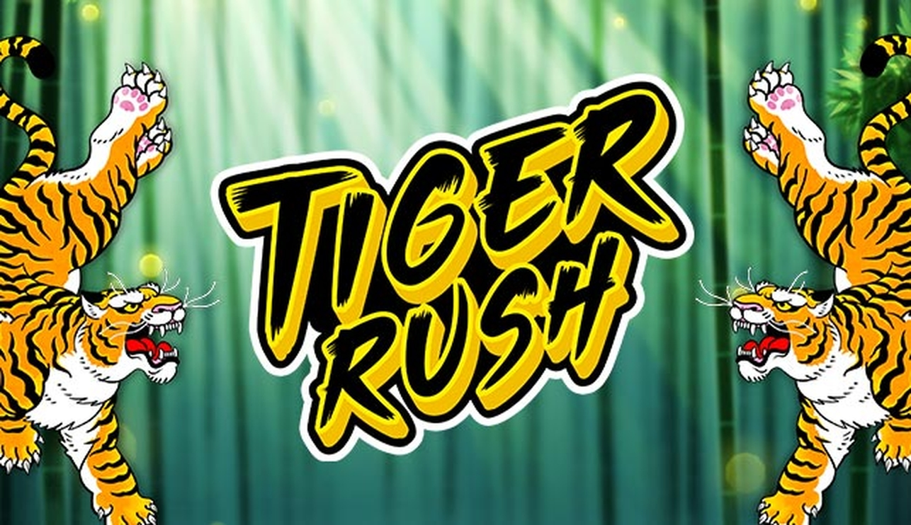 The Tiger Rush Online Slot Demo Game by Thunderkick