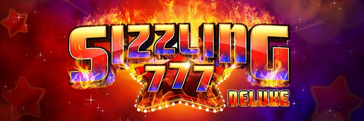 The Sizzling 777 Deluxe Online Slot Demo Game by Wazdan