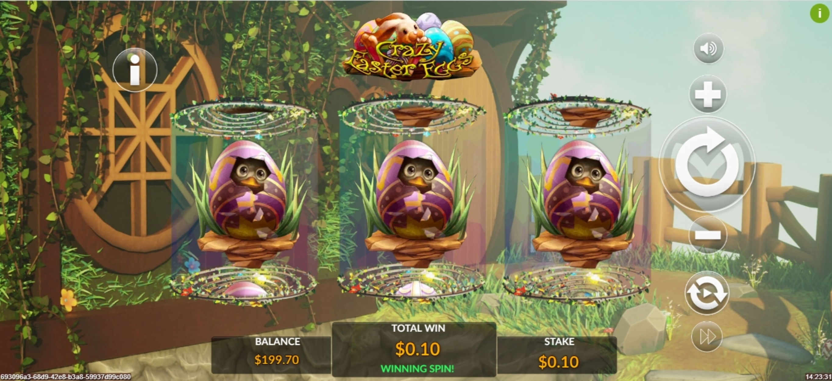 Win Money in Crazy Easter Eggs Free Slot Game by Maverick