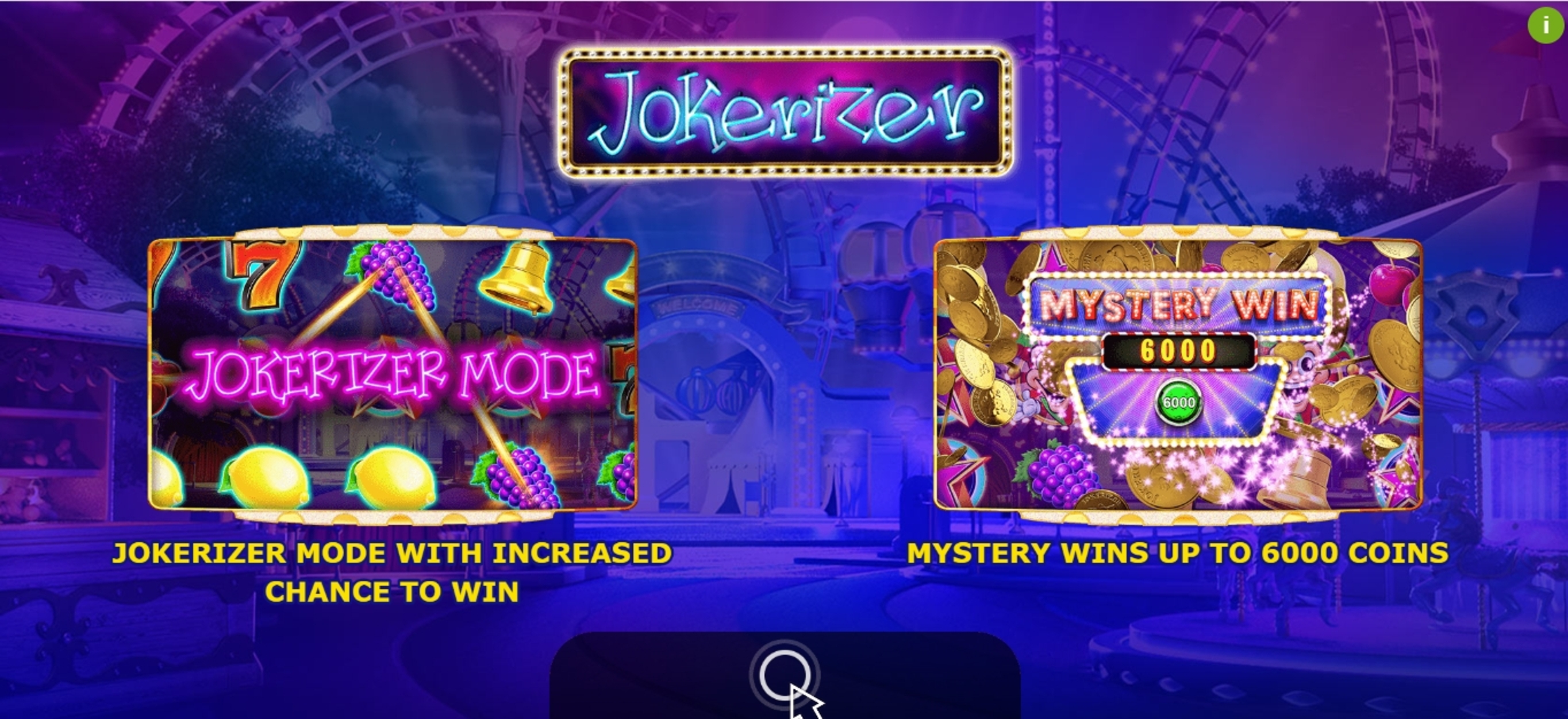 Play Jokerizer Free Casino Slot Game by Yggdrasil